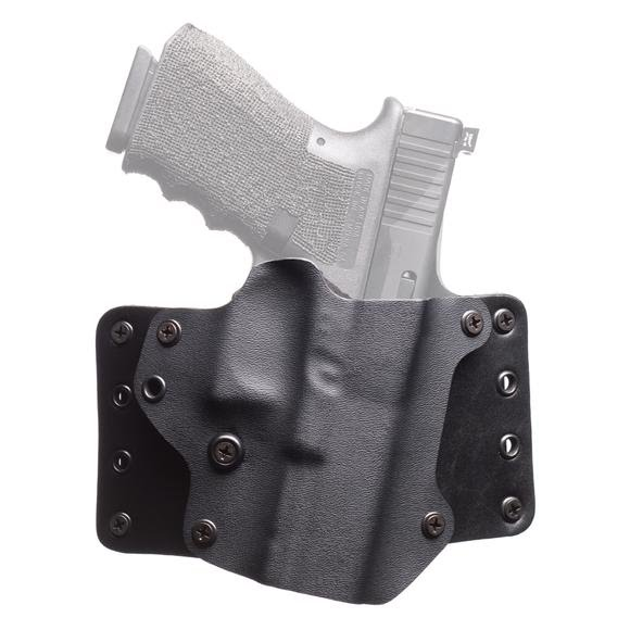 Blackpoint Leather Wing OWB Right Handed Holster (Glock 20, 21)