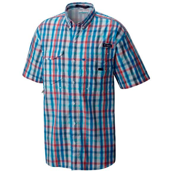 Columbia Super Bonehead Classic Short Sleeve Shirt Image