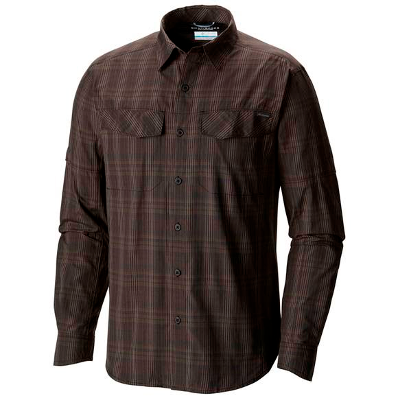 ba54eb3a9a8 Columbia Men's Silver Ridge Plaid Long Sleeve Image