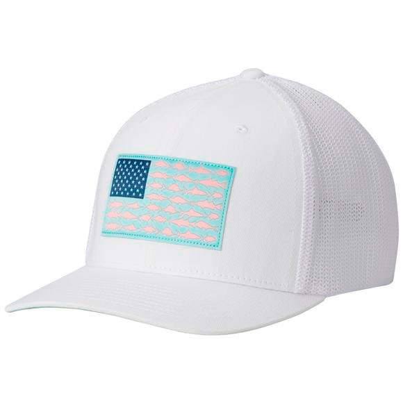 8af0f6ff6 Columbia Men's PFG Mesh Ball Cap Image