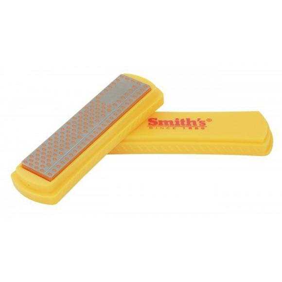 Smith's Abrasives 4 Inch Diamond Sharpening Stone: Fine Image