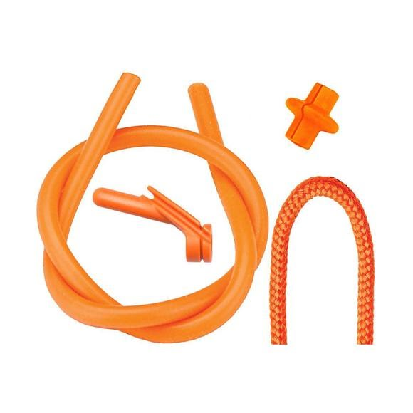 Pine Ridge Archery Archer's Combo Pack, Orange (3/16 Inch Aperture) Image
