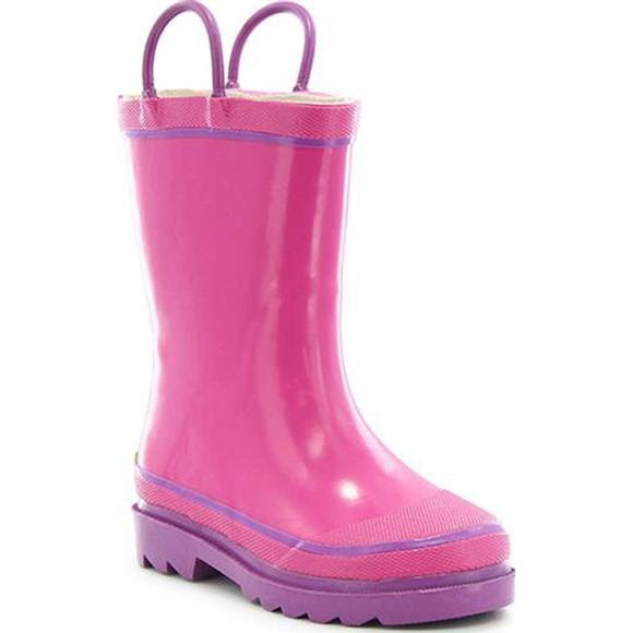 Western Chief Girls Youth Firechief 2 Rain Boots Image