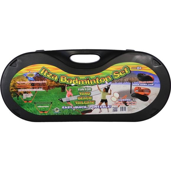 Watersports Stream Machine Itza Badminton Set Image