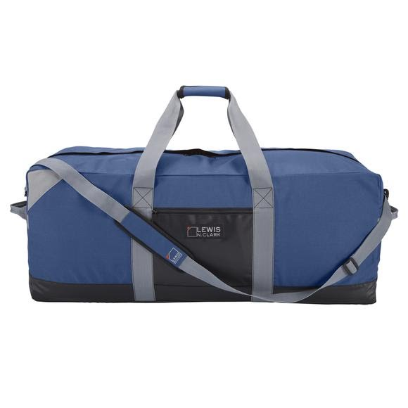 Lewis N. Clark Heavy Duty Duffel with Neoprene Gear Bag 36 Inch Image