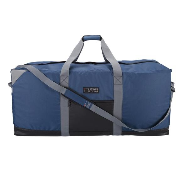 Lewis N. Clark Heavy Duty Duffel with Neoprene Gear Bag 40 Inch Image