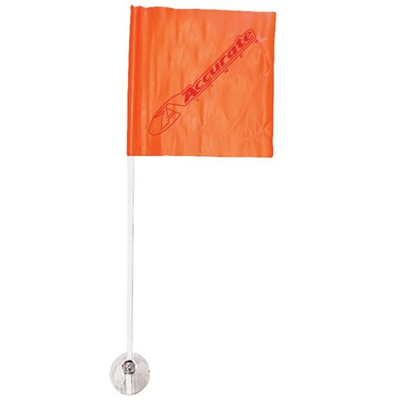 Ho Sports Skier Down Flag with Suction Cup Image