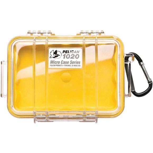 Pelican Products 1020 Micro Case Dry Box Image