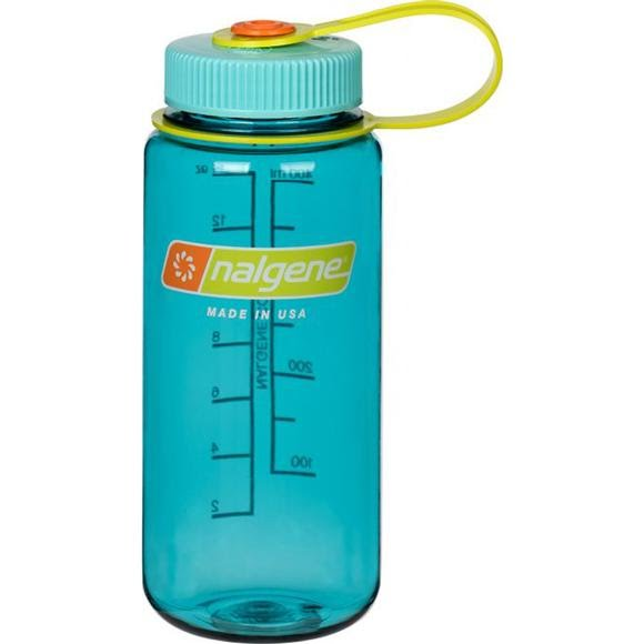 Nalgene Wide Mouth 16oz Water Bottle Image