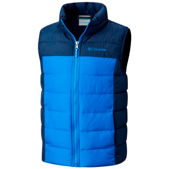 Columbia Boy's Youth Powder Lite Puffer Vest Image