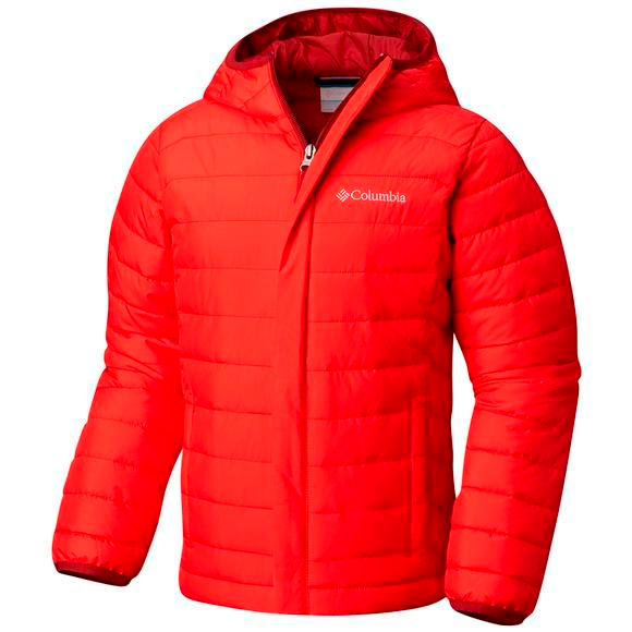 Columbia Boy's Toddler Powder Lite Puffer Jacket Image