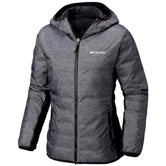 Columbia Women's Lake 22 Reversible Hooded Jacket Image