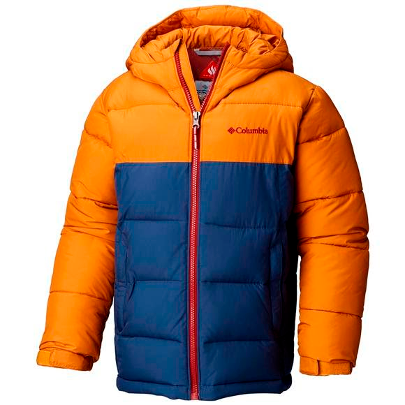Columbia Boy's Youth Pike Lake Jacket Image