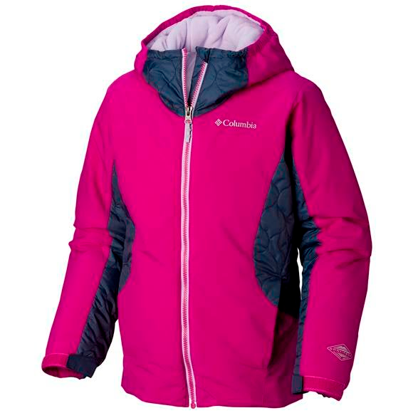 Columbia Girl's Youth Wild Child Jacket Image