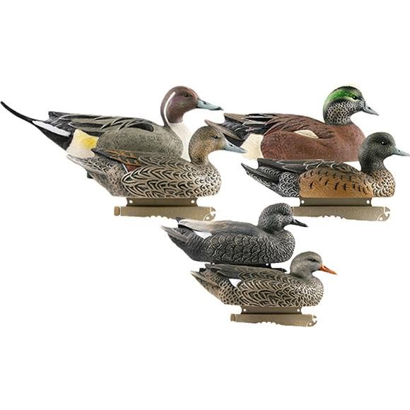 Avery Hunter Series Life Size Puddler Pack Decoys (6 Pack) Image