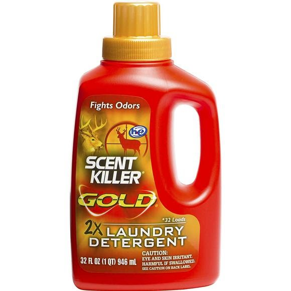 Wildlife Research Scent Killer Gold Laundry Detergent (32 oz) Image