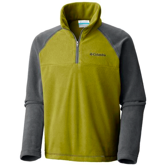 Columbia Boy's Youth Glacial Half Zip Image