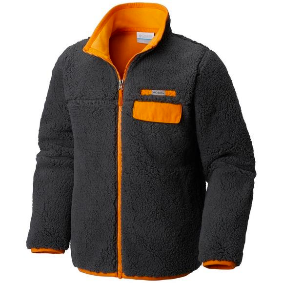 Columbia Youth Mountainside Heavyweight Full Zip Fleece Image