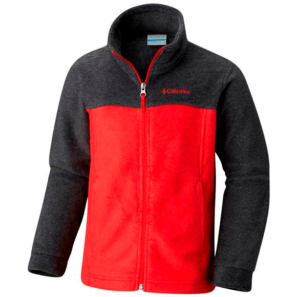 Columbia Youth Boys Steens Mountain II Fleece Jacket Image