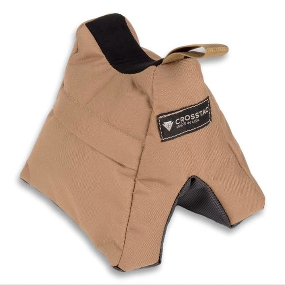 Crosstac Saddle Bag Shooting Rest Prefilled Image