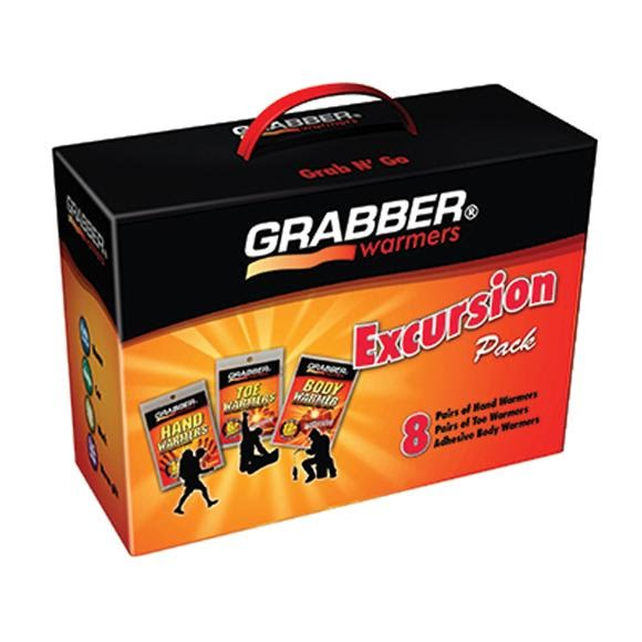 Grabber Intl Excursion Pack Warmers Image