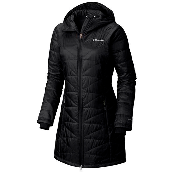Columbia Women's Mighty Lite Hooded Jacket Image