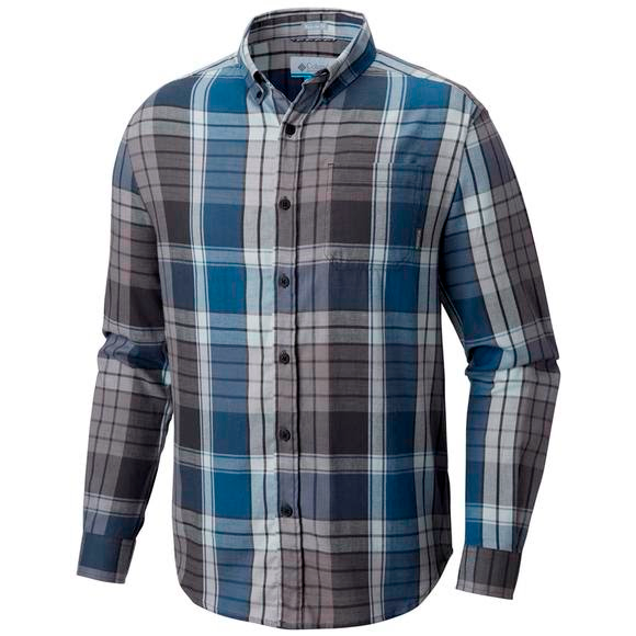 Columbia Men's Cooper Lake Long Sleeve Shirt Image