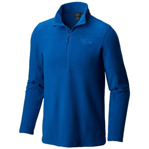 Mountain Hardwear Men's Microchill 2.0 Zip T Image
