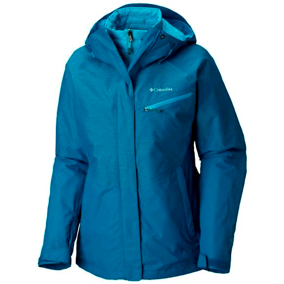 Columbia Women's Sunrise Summit Interchange Jacket Image