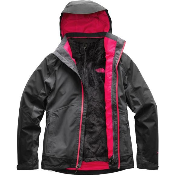 ... size chart awesome the north promo code for the north face womens osito  triclimate jacket image 551bd 9e381 ... c0baf547b