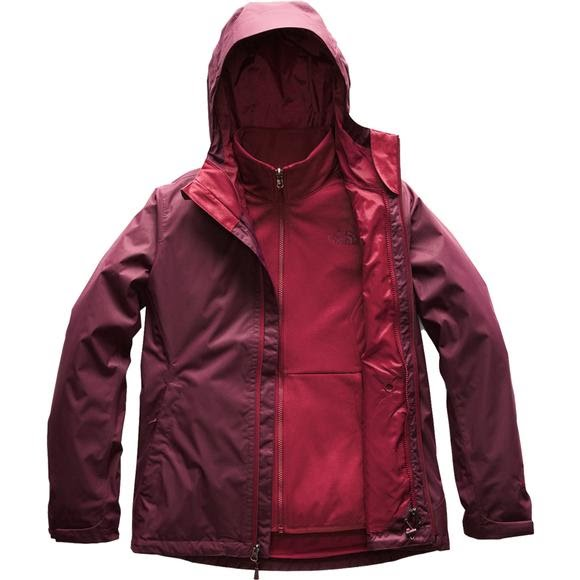 18f1d85a2 The North Face Women's Arrowood Triclimate Jacket