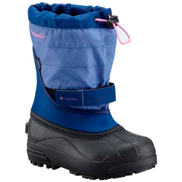 Columbia Youth Powderbug Plus II Snow Boot Image