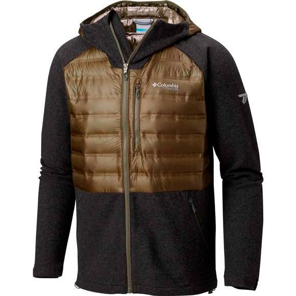 Columbia Men's Snowfield Hybrid Jacket Image