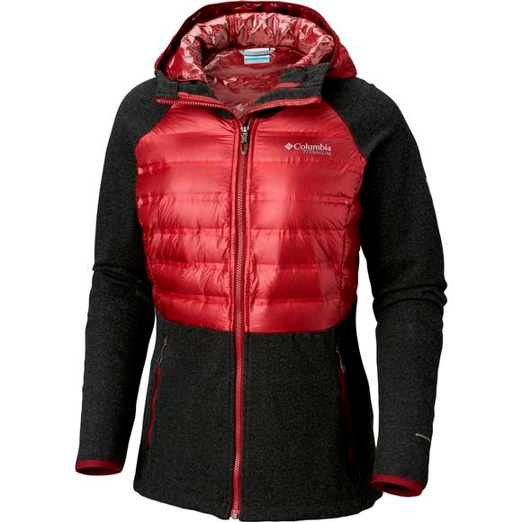 Columbia Women's Snowfield Hybrid Jacket Image