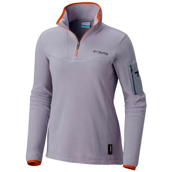Columbia Women's Titan Pass II 1.0 Half-Zip Fleece Image