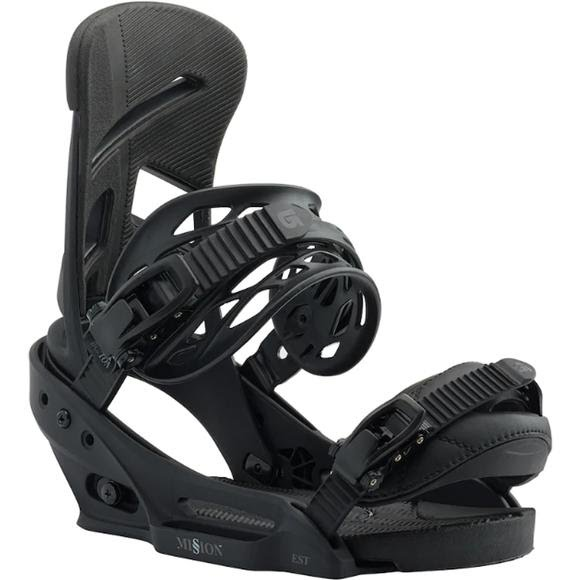 Burton Men's Mission EST Snowboard Bindings Image
