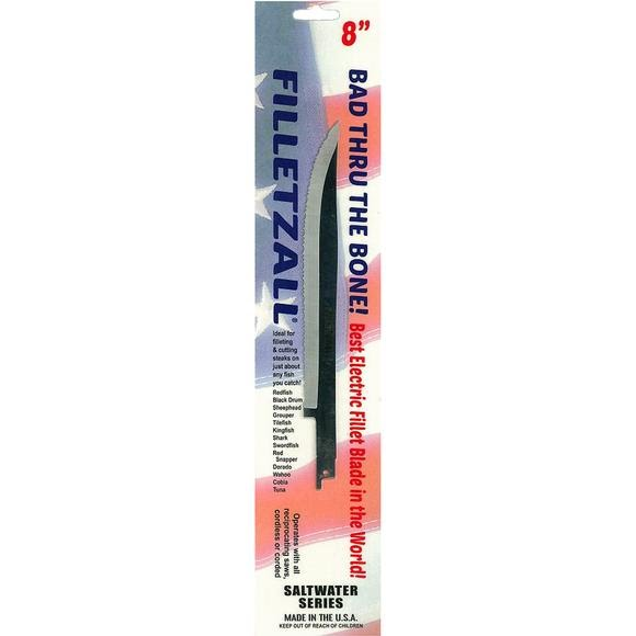 Filletzall 8'' Saltwater Series Blade Image