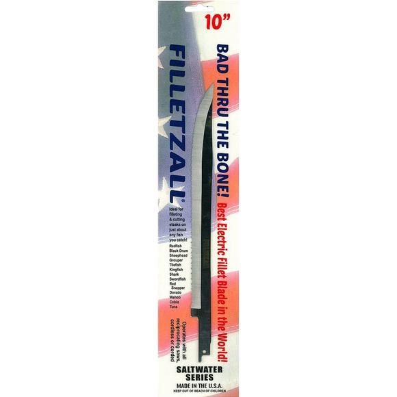 Filletzall 10'' Saltwater Series Blade Image