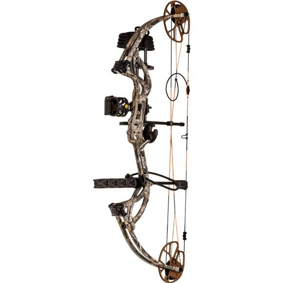 Fred Bear Archery Cruzer G2 5-70#, 12-30'' Compound Bow Package Image