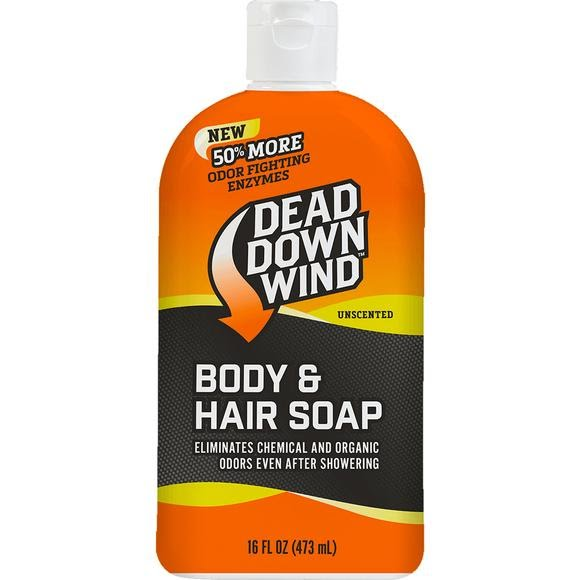Dead Down Wind Body and Hair Soap (16oz) Image