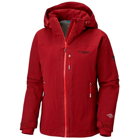 Columbia Women's Powder Keg II Jacket Image