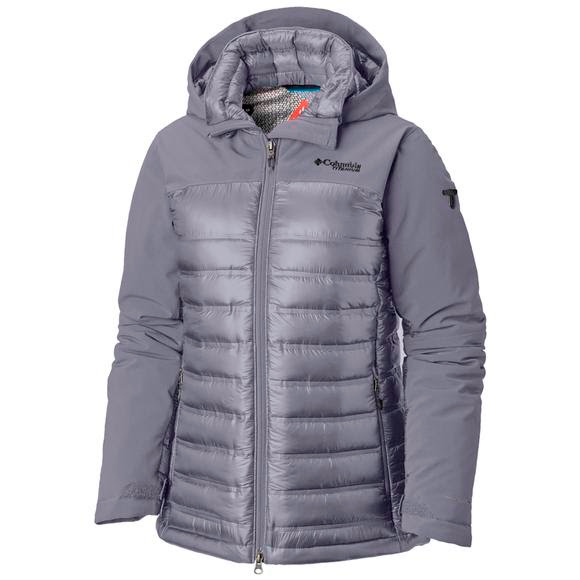 Columbia Women's Heatzone 1000 TurboDown II Jacket Image