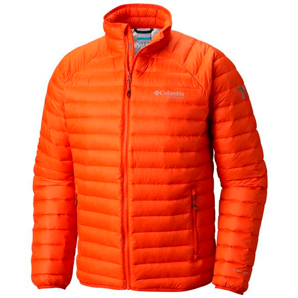 Columbia Men's Alpha Trail Down Jacket Image