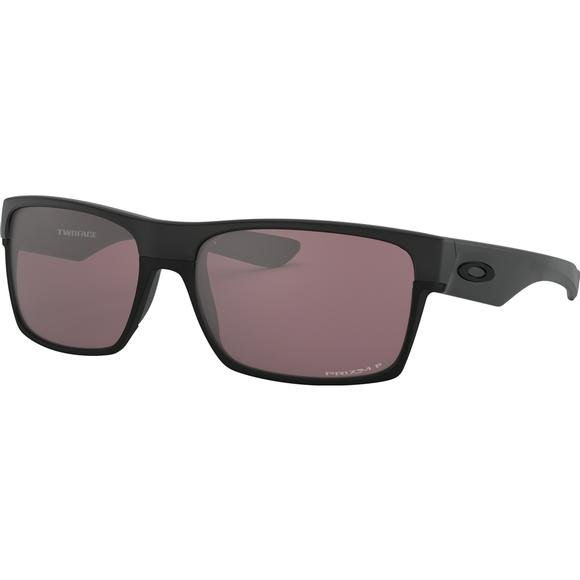 Oakley TwoFace Covert Sunglasses (Matte Black/Prizm Daily Polarized) Image