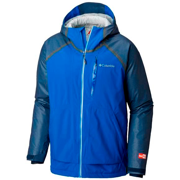 Columbia Men's Outdry Glacial Hybrid Jacket Image