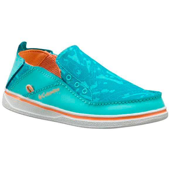 Columbia Little Kids' PFG Bahama Shoes Image