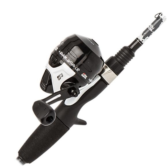 Abu Garcia Ike Dude 5ft, 6in, 2-Piece Spincast Combo Image