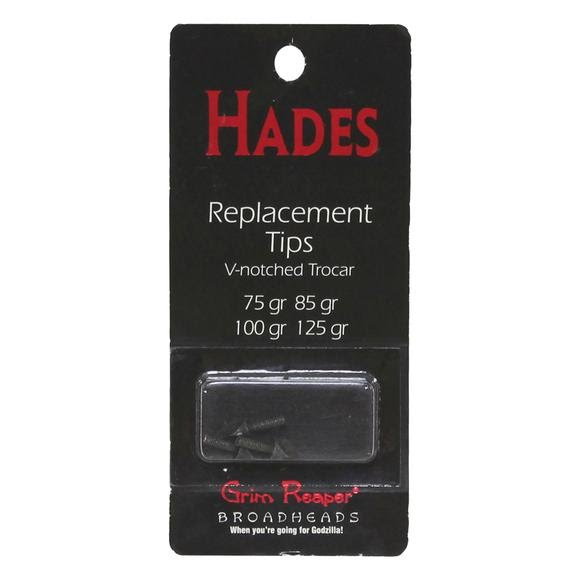 Grim Reaper Hades Replacement Tips (3 Pack) Image