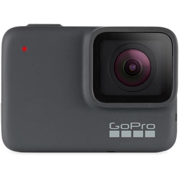 Gopro HERO7 Silver with 32GB SD Card Image