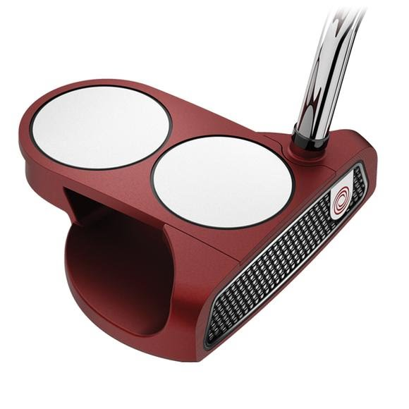 Odyssey Golf O-Works Red SuperStroke Putter Image